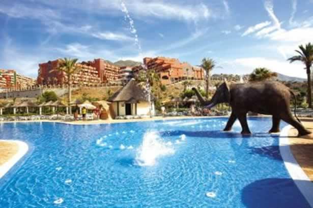 All Inclusive Hotels Benalmadena Costa Del Sol