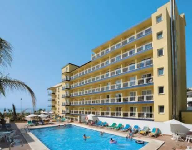 Hotel Las Arenas Benalmadena Costa Del Sol