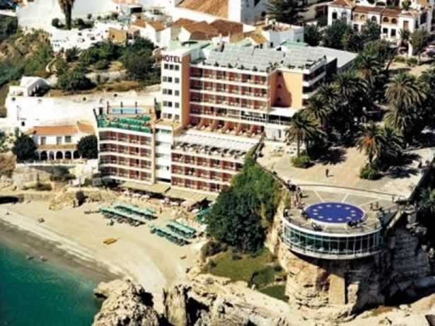 Nerja Hotels Nerja Apartments Map Guide