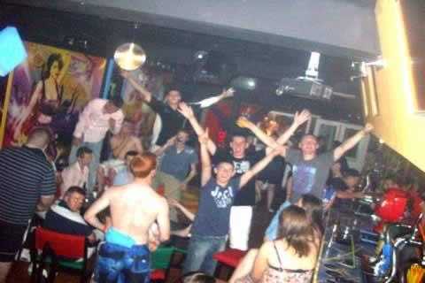 Ssanta Ponsa Bars Amp Clubs Map Mallorca