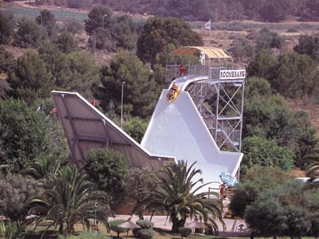 Fuerteventura Water Park. Aqualand Water Park